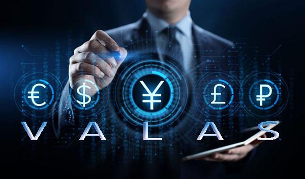 Alur Transaksi Dalam Pasar Valas